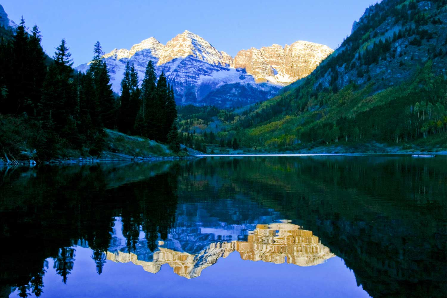 Maroon Bells Pics, Earth Collection