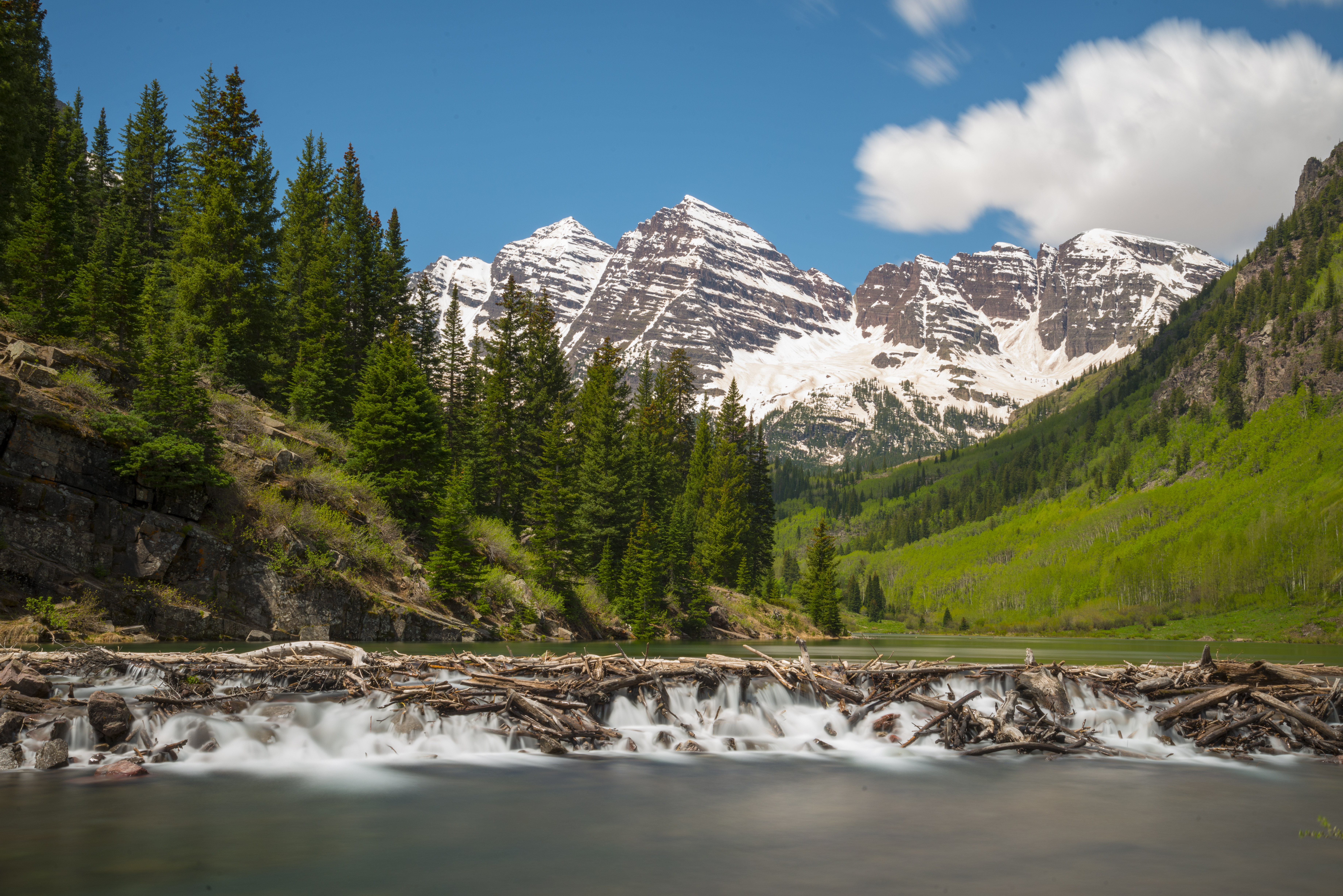 Amazing Maroon Bells Pictures & Backgrounds