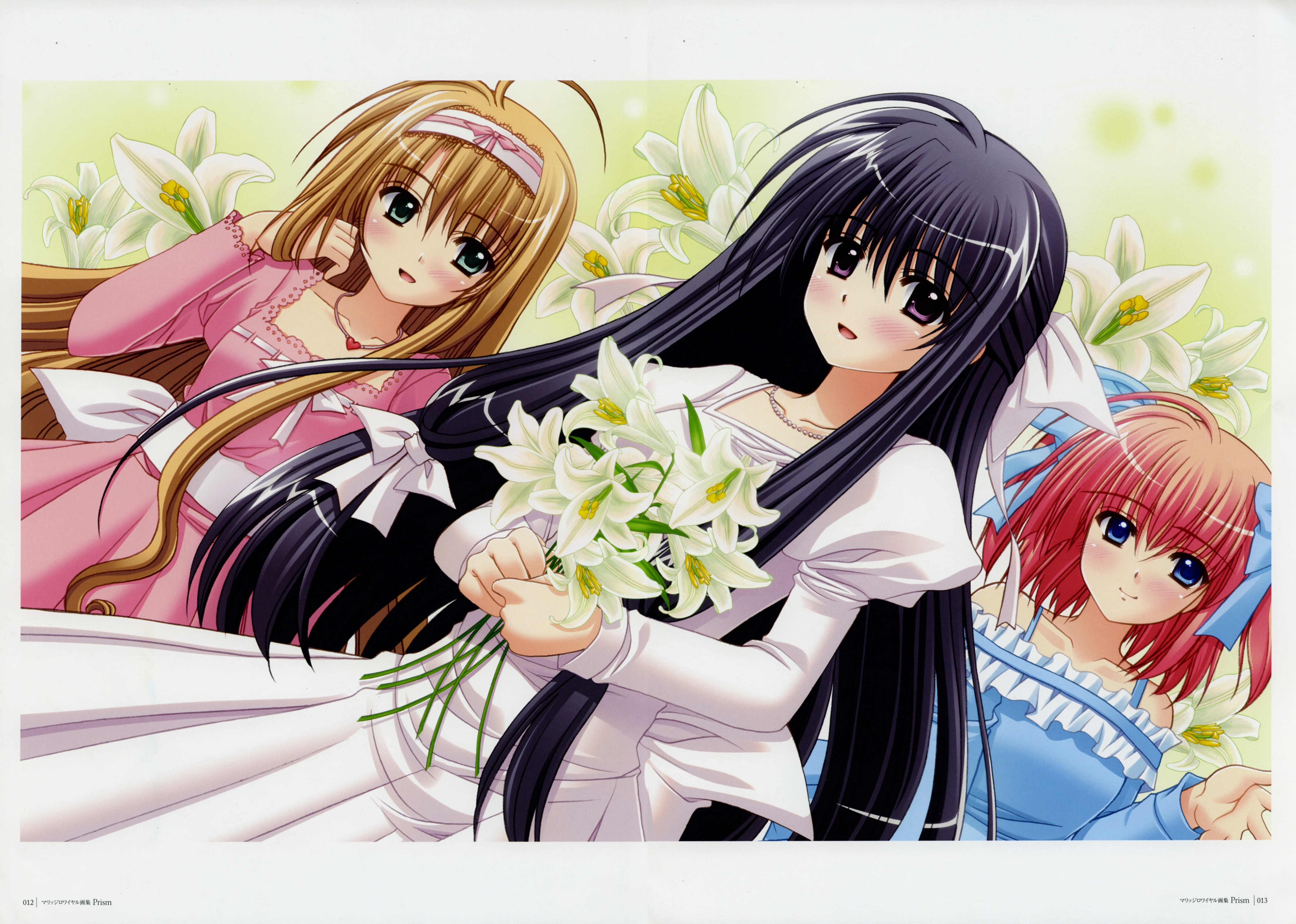Marriage Royale Pics, Anime Collection