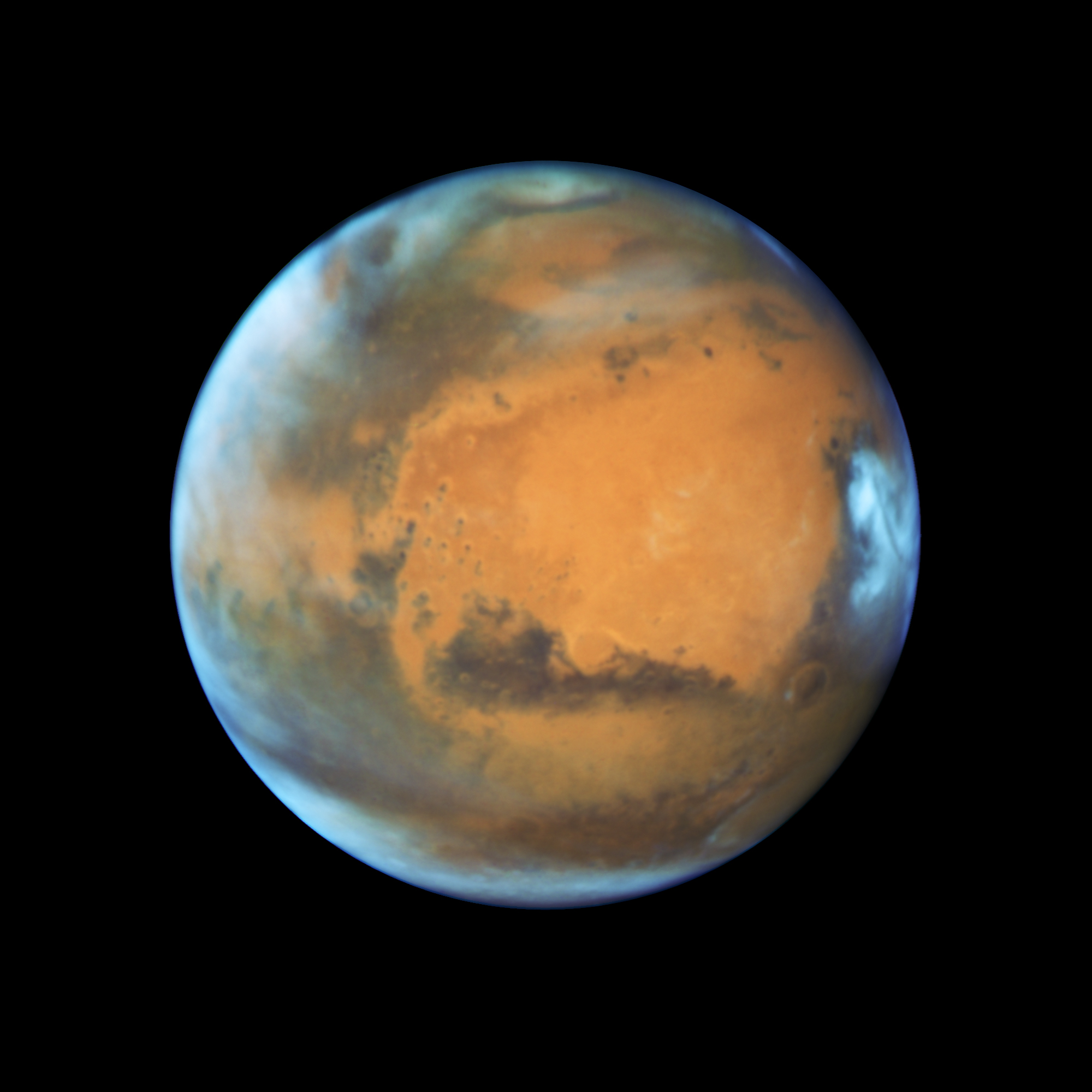 Nice wallpapers Mars 2000x2000px