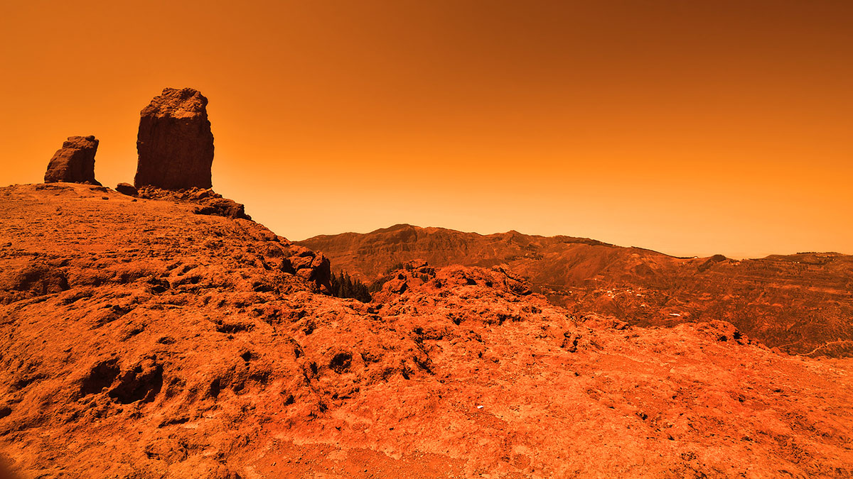 Amazing Mars Pictures & Backgrounds