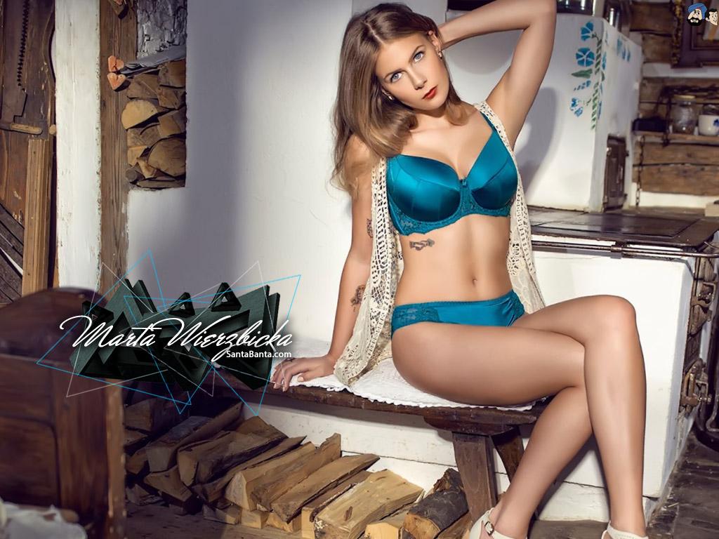 Marta Wierzbicka Backgrounds on Wallpapers Vista