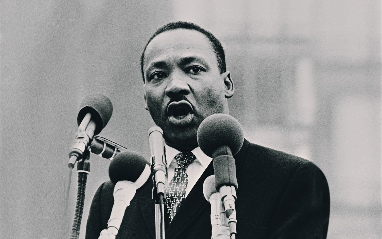 Images of Martin Luther King Jr | 1240x775