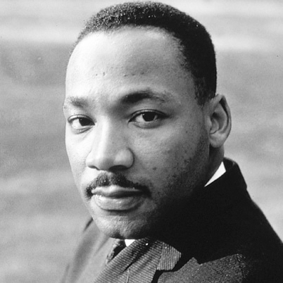 HD Quality Wallpaper | Collection: Men, 402x402 Martin Luther King Jr