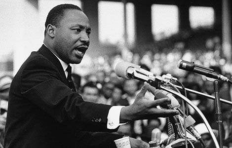 Nice Images Collection: Martin Luther King Jr Desktop Wallpapers