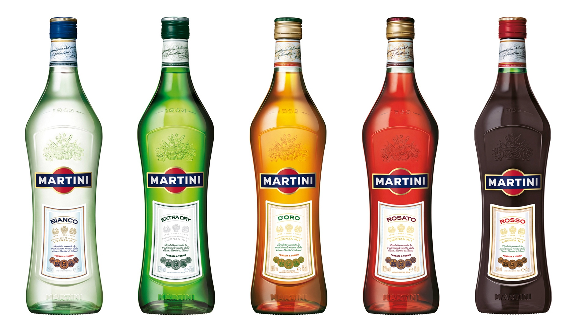 Martini Gold Pics, Food Collection