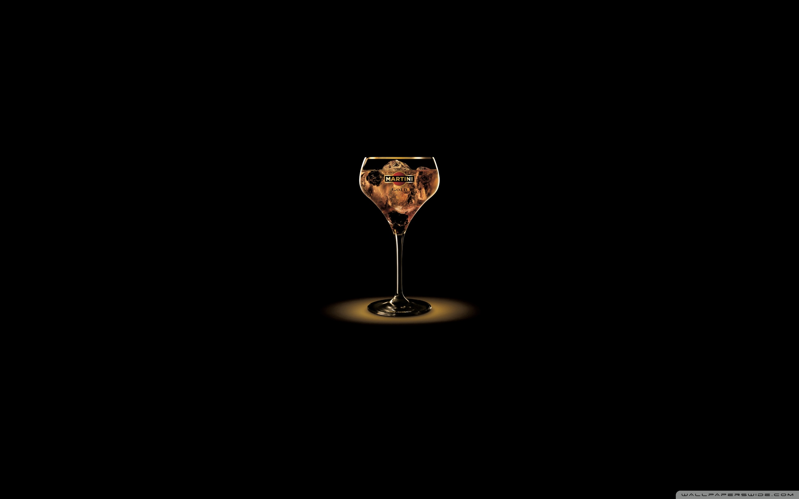 Martini Gold Backgrounds on Wallpapers Vista