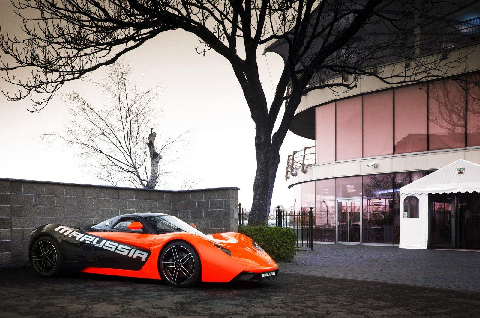 Most viewed Marussia B1 wallpapers | 4K Wallpapers