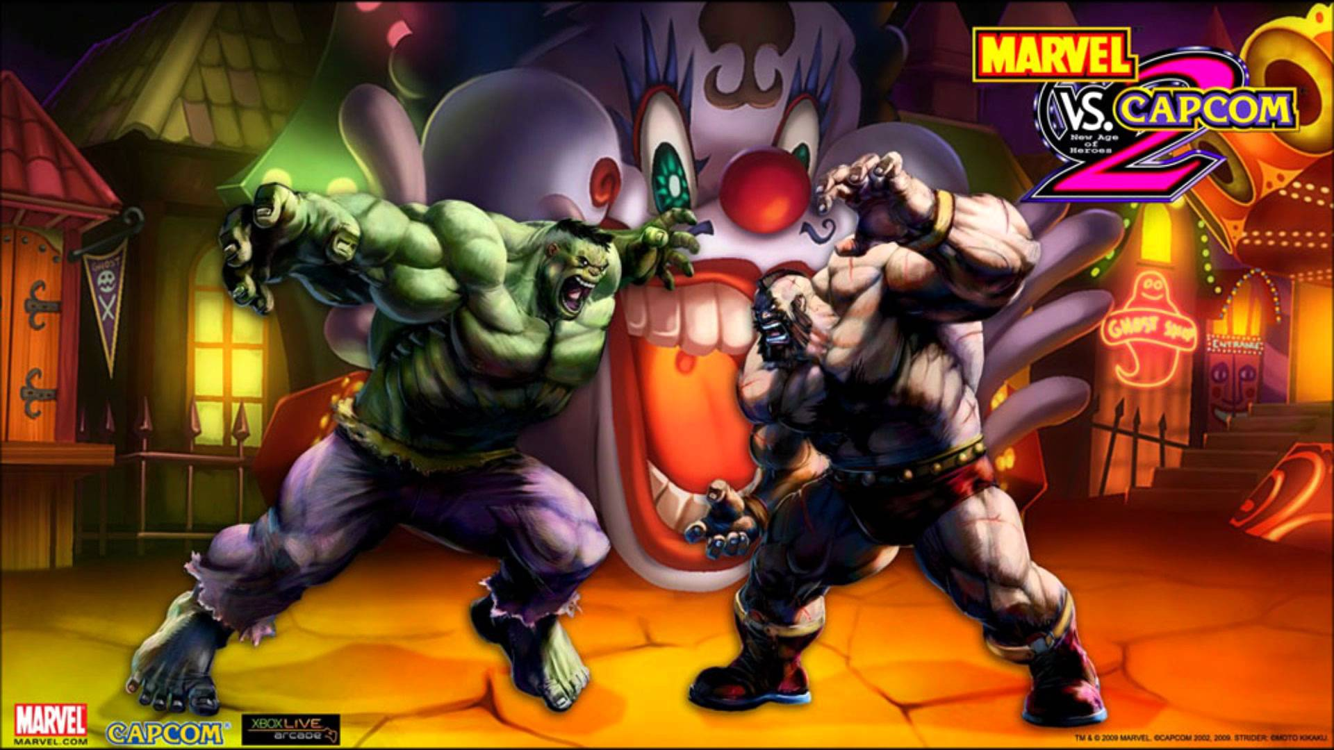 Most Viewed Marvel Vs Capcom 2 Wallpapers 4k Wallpapers