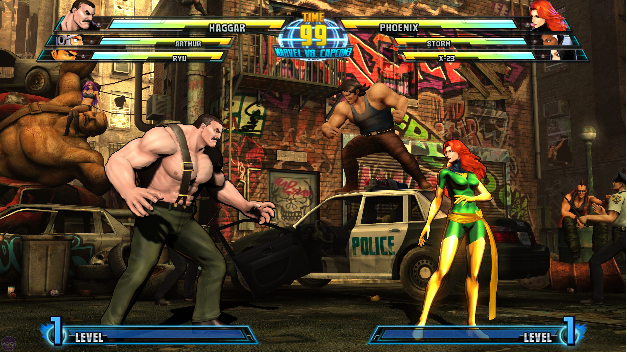 Most Viewed Marvel Vs Capcom 3 Wallpapers 4k Wallpapers