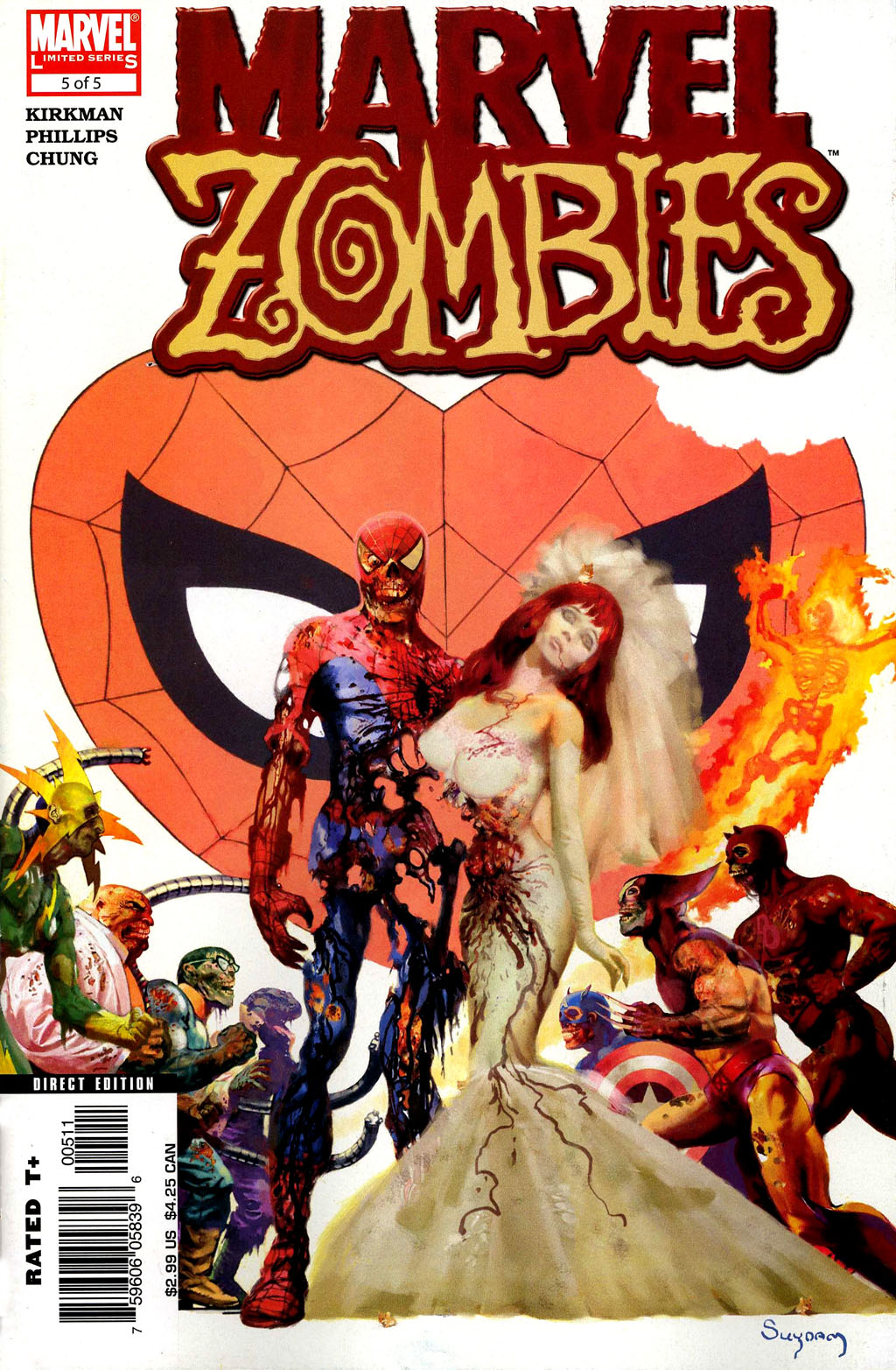 1024x1565 > Marvel Zombies Wallpapers