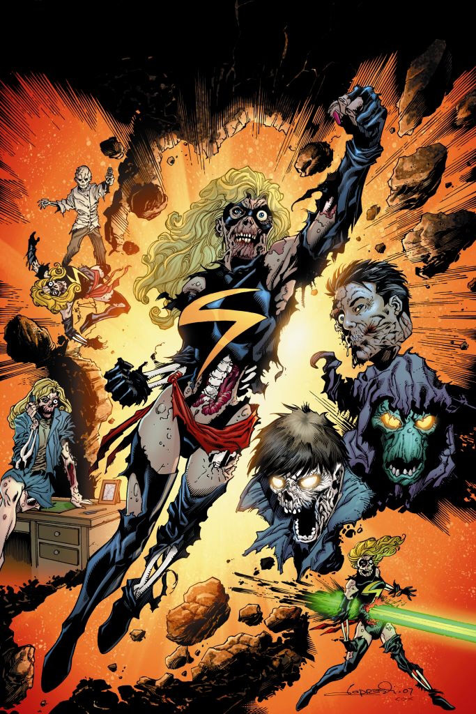 Amazing Marvel Zombies Pictures & Backgrounds