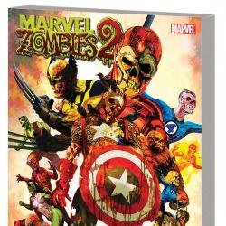 Nice Images Collection: Marvel Zombies Desktop Wallpapers