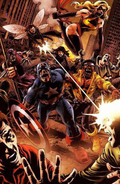 419x640 > Marvel Zombies Wallpapers
