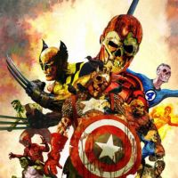 Nice wallpapers Marvel Zombies 200x200px