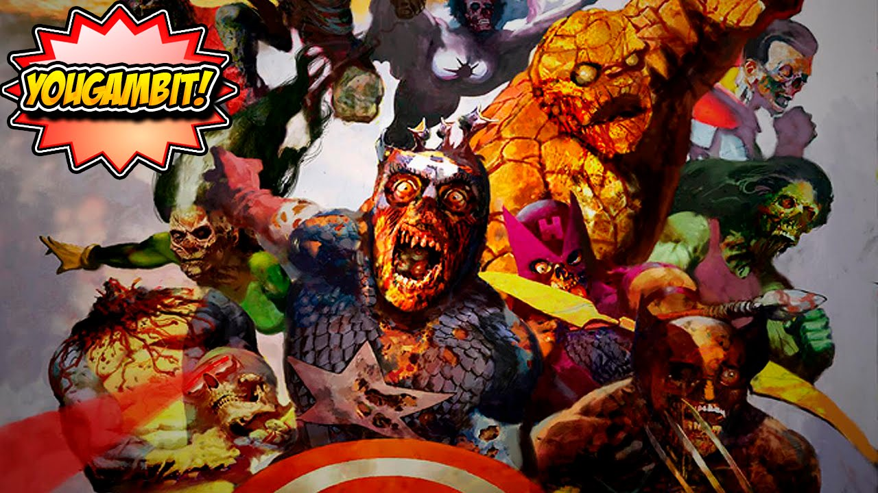Marvel Zombies High Quality Background on Wallpapers Vista