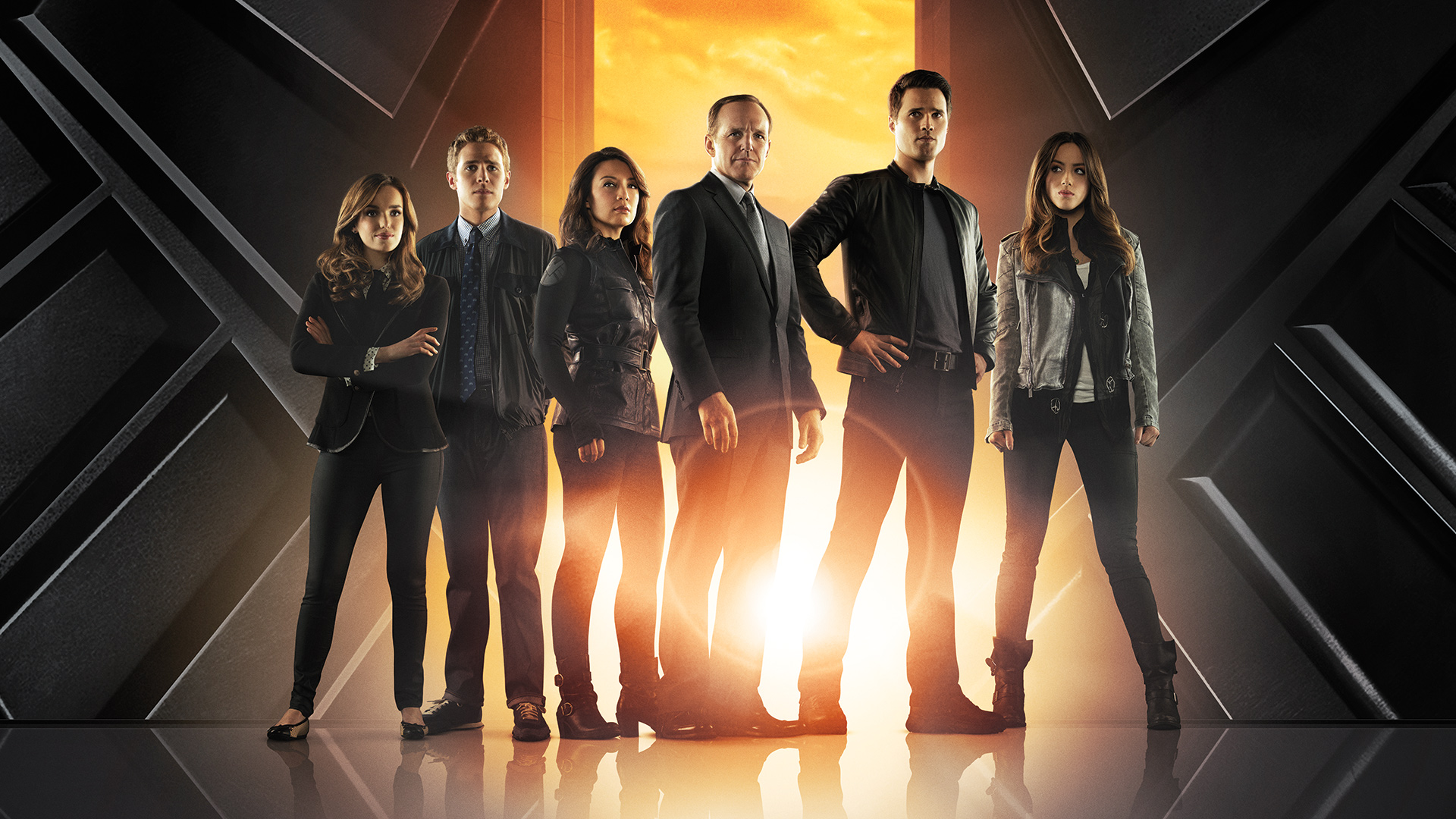 Marvel S Agents Of S H I E L D Wallpapers Tv Show Hq Marvel S