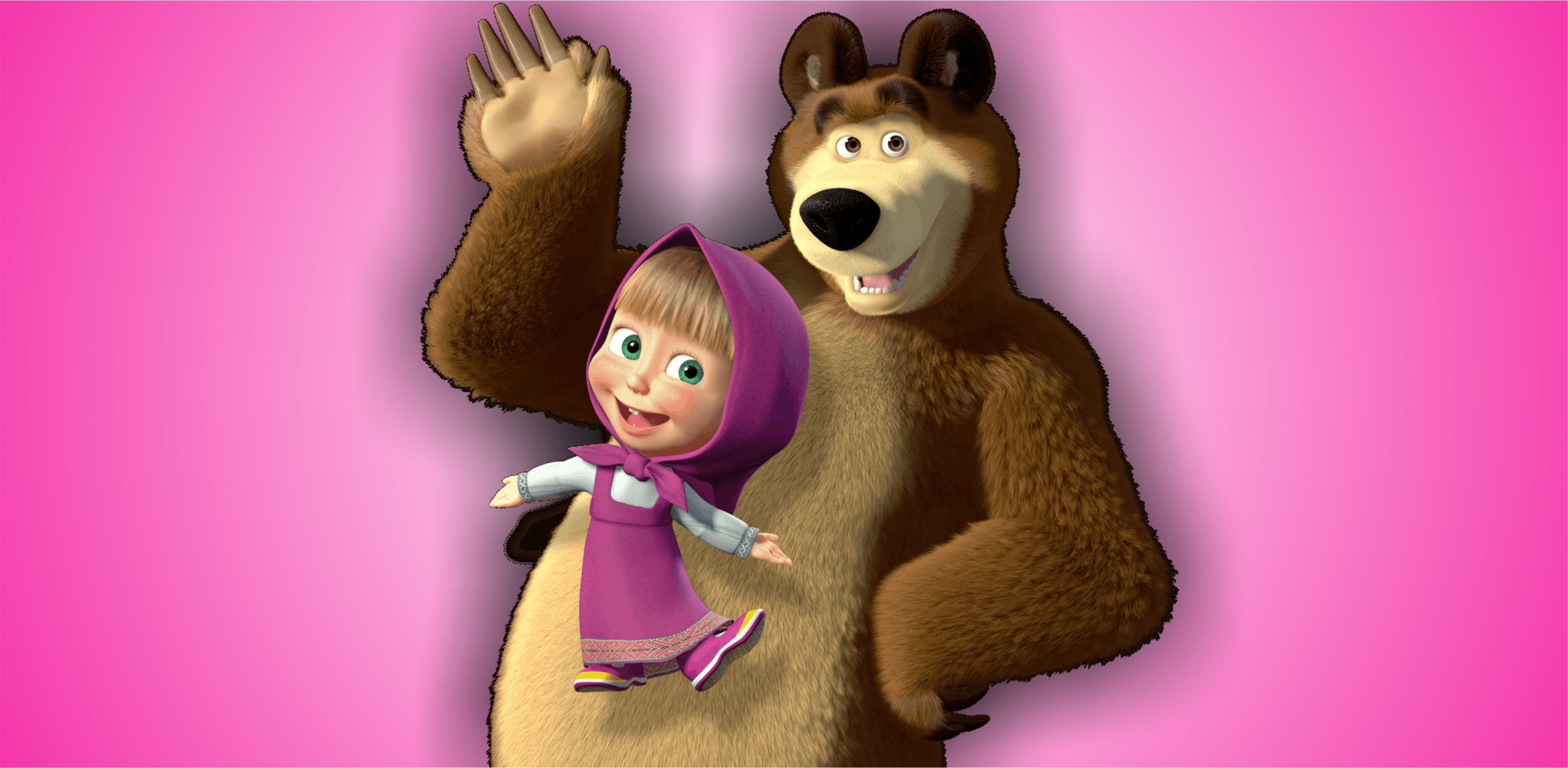 Most Viewed Masha And The Bear Wallpapers
