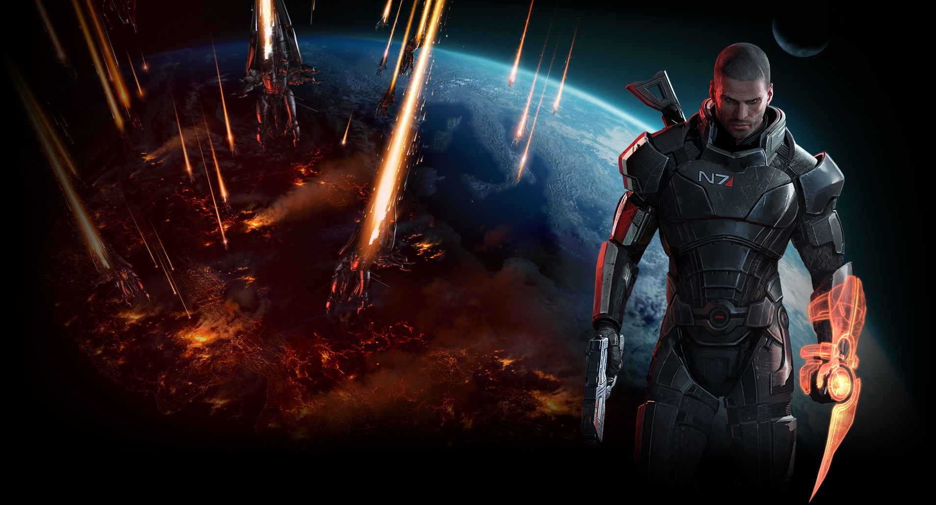 Mass Effect 3 Wallpapers Video Game Hq Mass Effect 3 Pictures