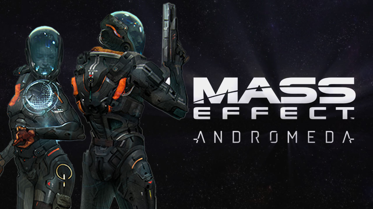 Mass Effect Andromeda Wallpapers Video Game Hq Mass Effect