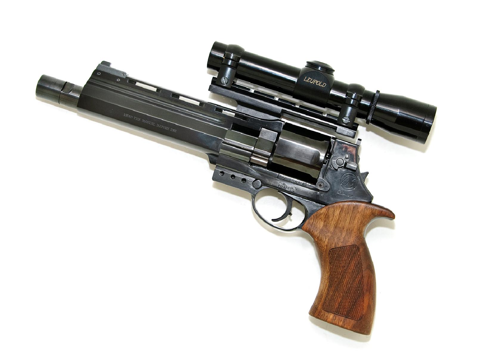 Mateba Unica Revolver Pics, Weapons Collection