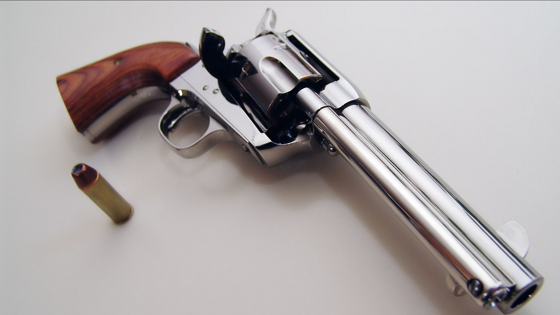 HD Quality Wallpaper   Collection: Weapons, 1920x1080 Mateba Unica Revolver