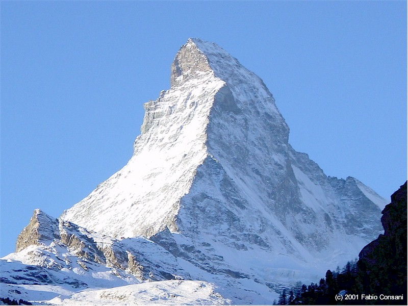High Resolution Wallpaper | Matterhorn 800x600 px