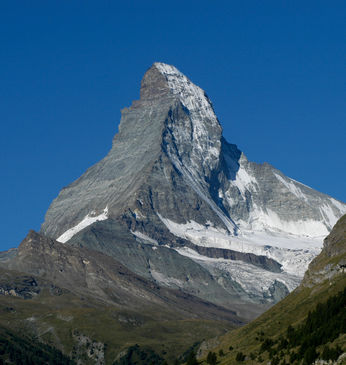 Matterhorn Backgrounds, Compatible - PC, Mobile, Gadgets| 346x365 px