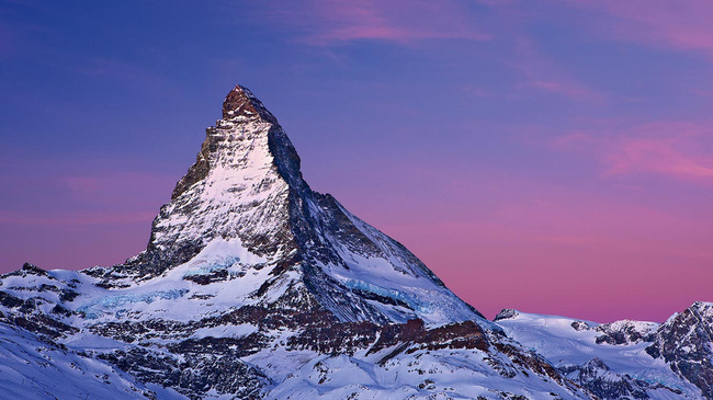 Matterhorn Backgrounds, Compatible - PC, Mobile, Gadgets| 650x365 px