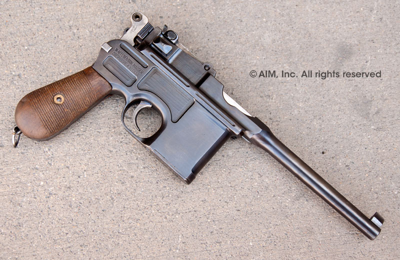 800x520 > Mauser C96 Pistol Wallpapers