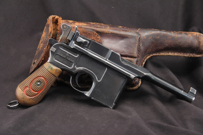 Images of Mauser C96 Pistol | 800x533
