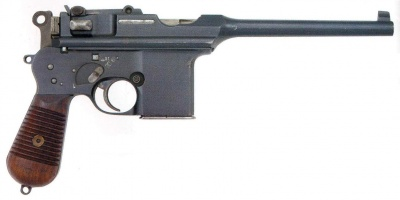 Images of Mauser C96 Pistol | 400x200