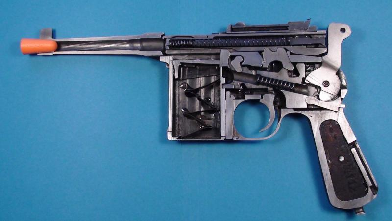 Amazing Mauser C96 Pistol Pictures & Backgrounds