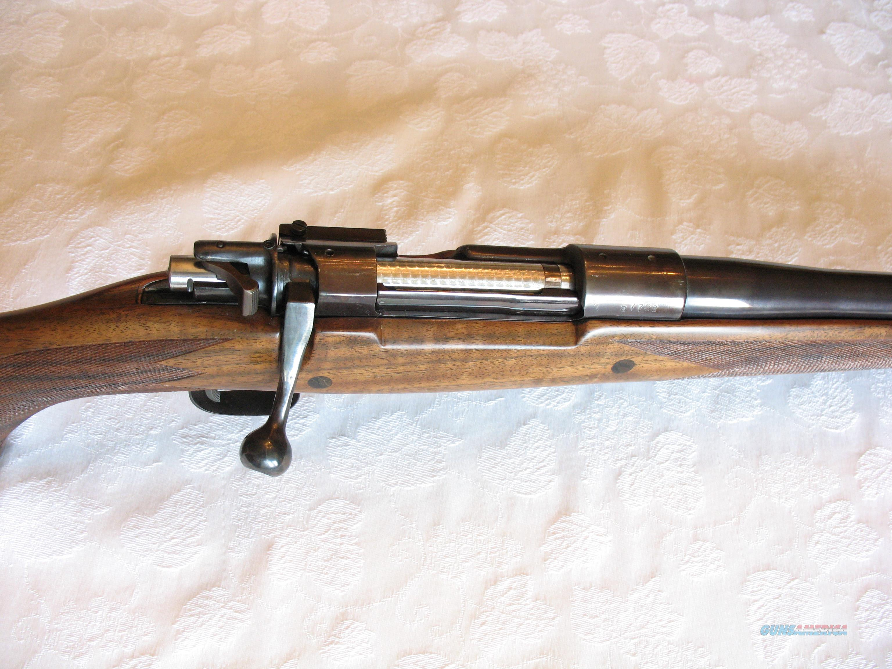HQ Mauser Rifle Wallpapers | File 721.76Kb