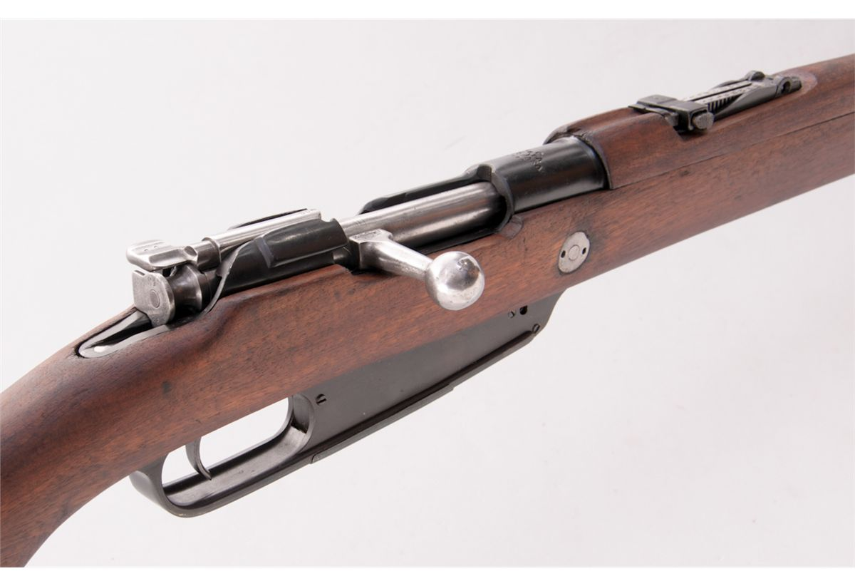 Nice Images Collection: Mauser Rifle Desktop Wallpapers