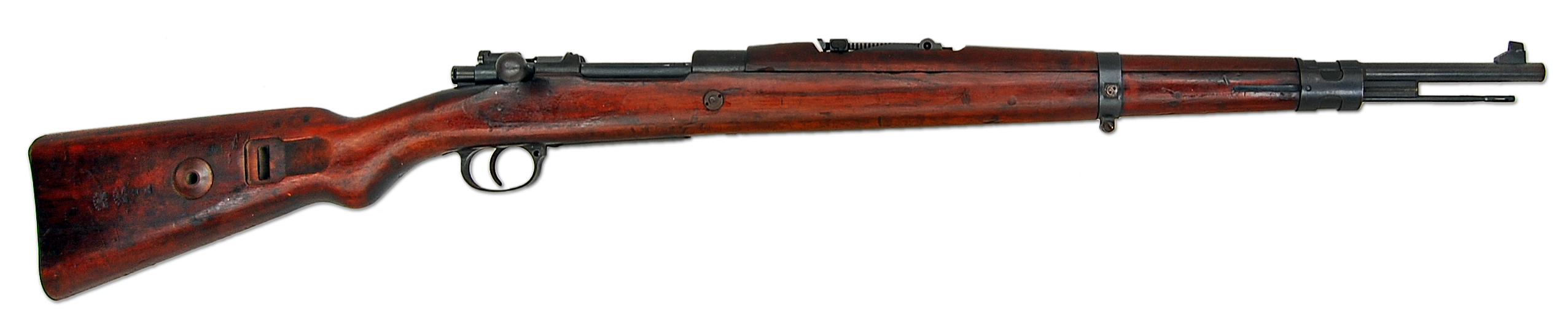 Images of Mauser Rifle | 2553x528