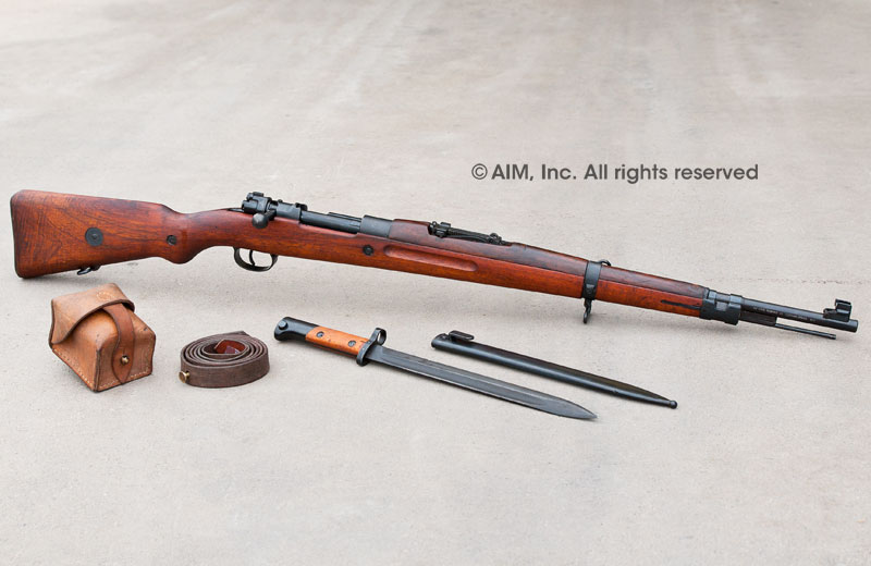 Mauser Rifle Pics, Weapons Collection
