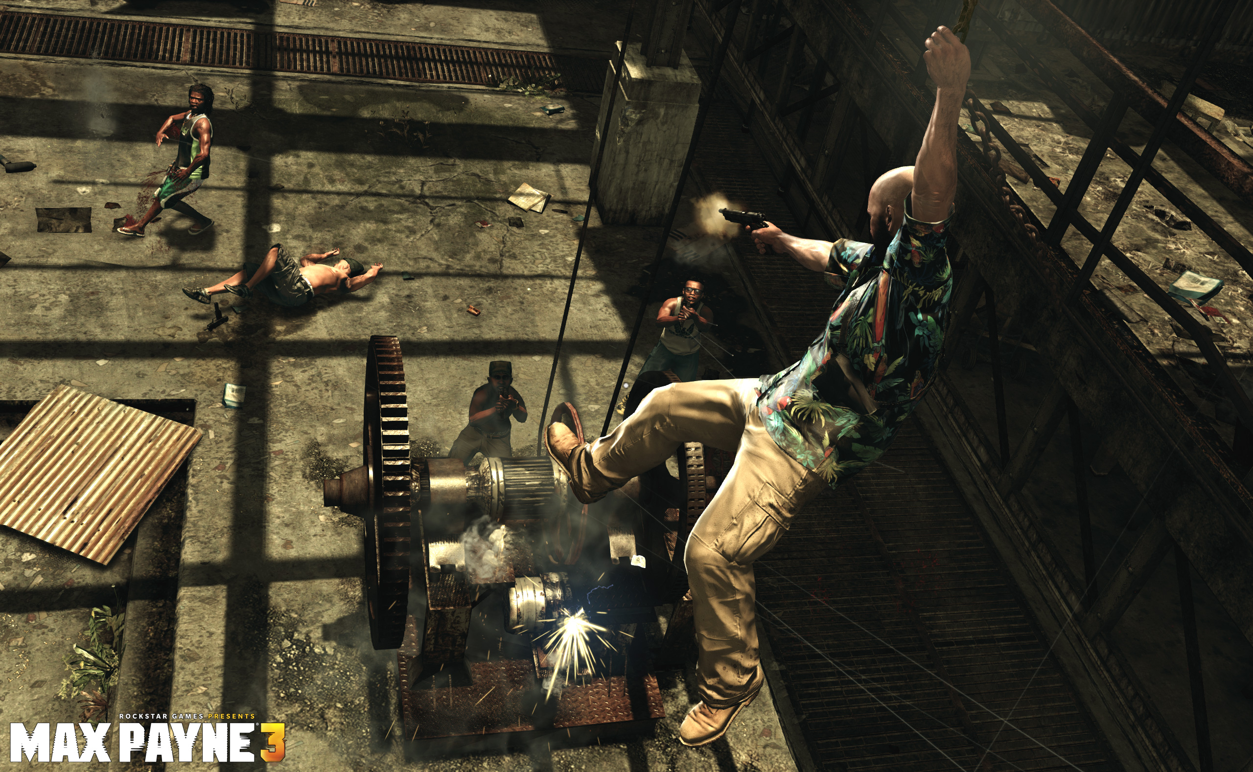 Max Payne 3 Wallpapers Video Game Hq Max Payne 3 Pictures 4k