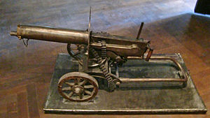 HD Quality Wallpaper | Collection: Weapons, 300x169 Maxim Gun