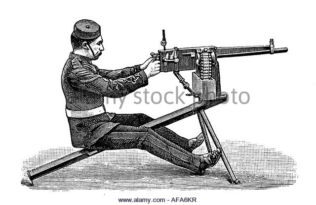 Maxim Gun Pics, Weapons Collection