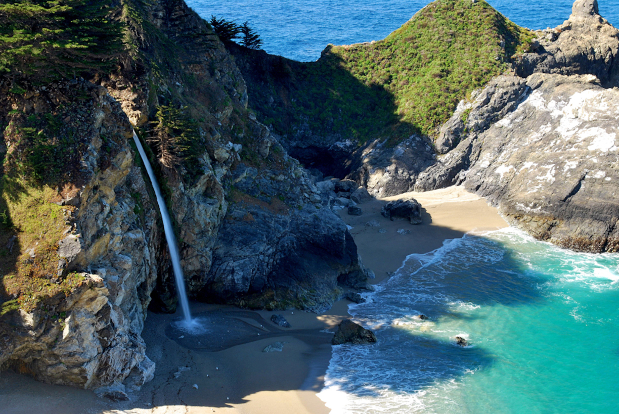 High Resolution Wallpaper | Mcway Falls 1224x819 px
