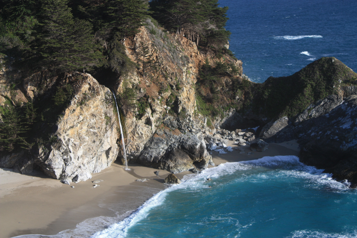 Nice wallpapers Mcway Falls 1500x1000px