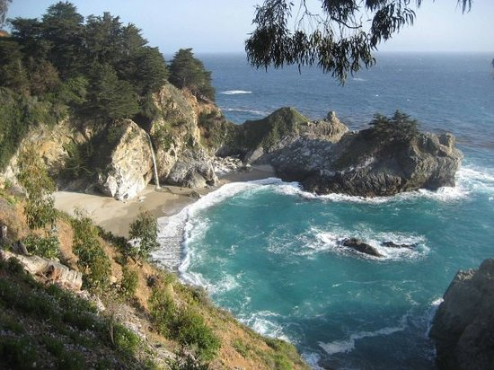 Nice wallpapers Mcway Falls 550x412px