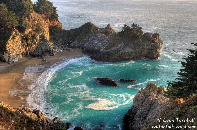 High Resolution Wallpaper | Mcway Falls 678x450 px