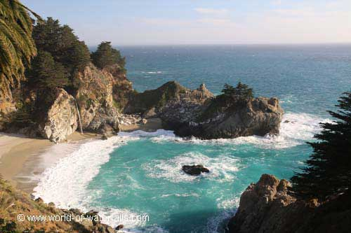 High Resolution Wallpaper | Mcway Falls 500x333 px