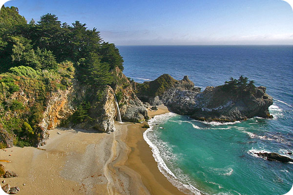 Nice wallpapers Mcway Falls 600x400px