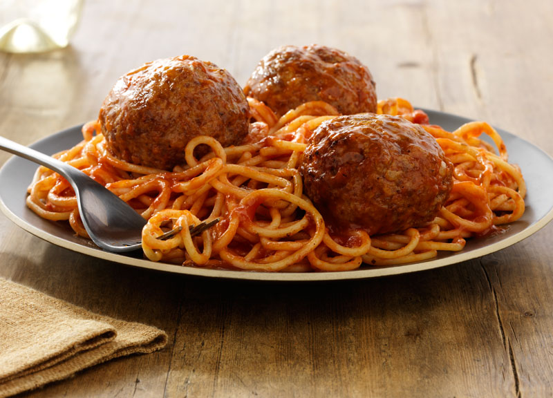 Nice Images Collection: Meatball Desktop Wallpapers