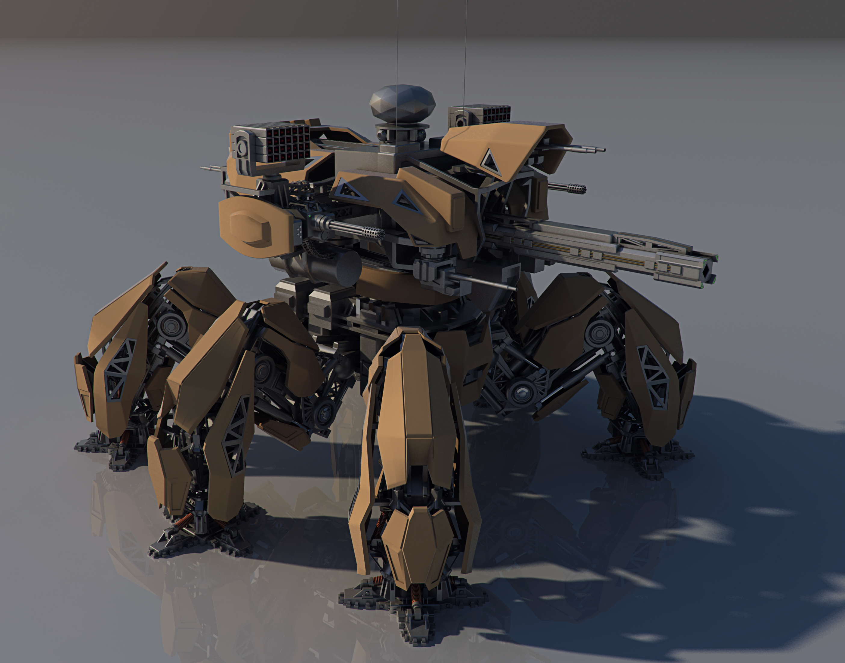 Amazing Mech Pictures & Backgrounds