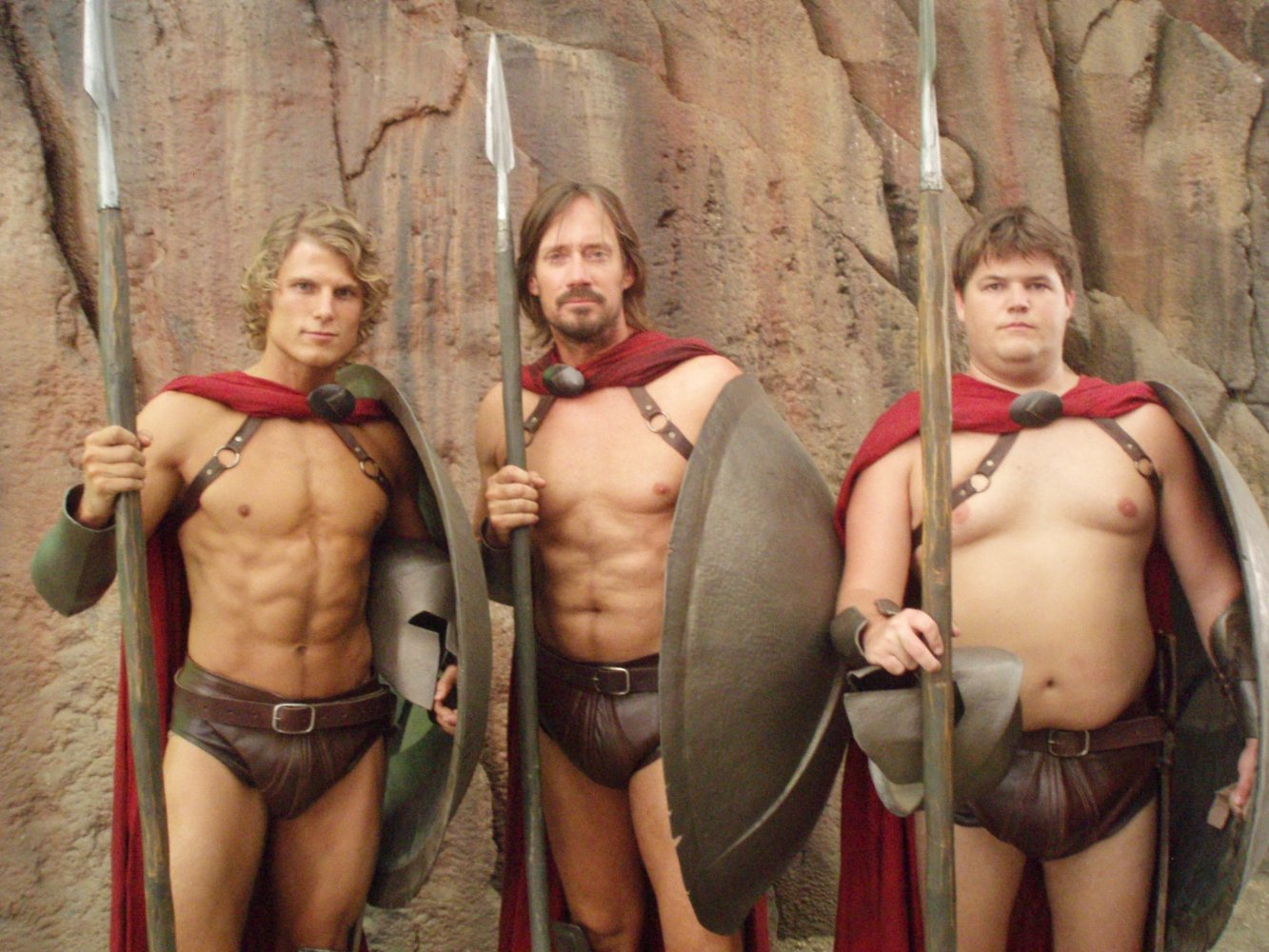 фото со спартанцами том, что сам