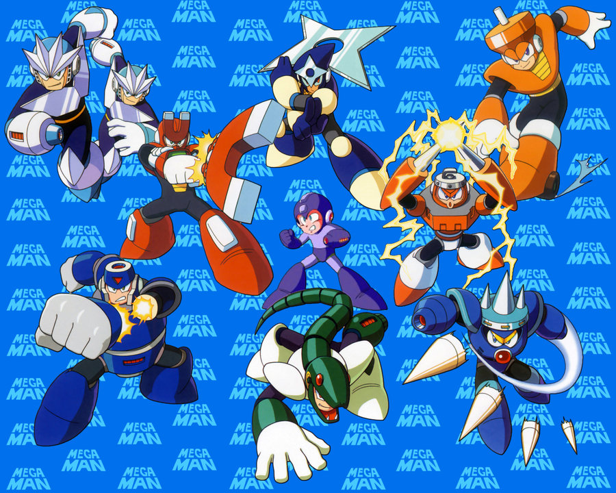 Mega Man 3 wallpapers, Video Game, HQ